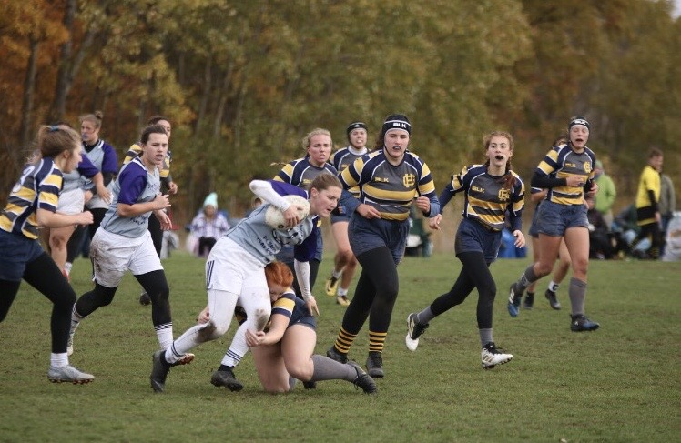 Girls rugby will compete for 3rd place in states