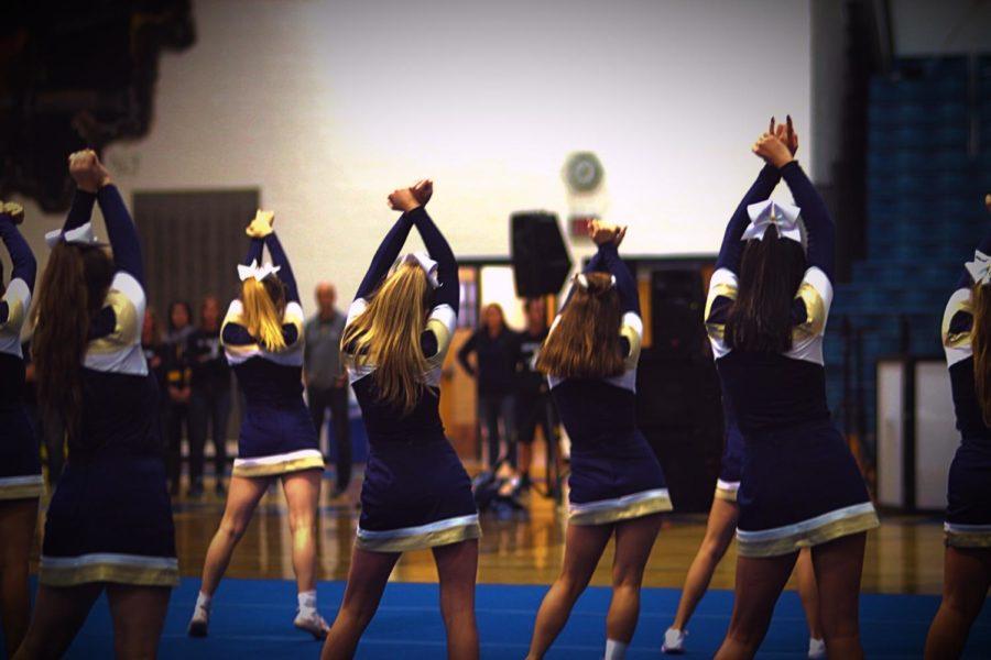 Sideline cheer season recap
