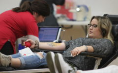 Blood drive set for Feb. 11