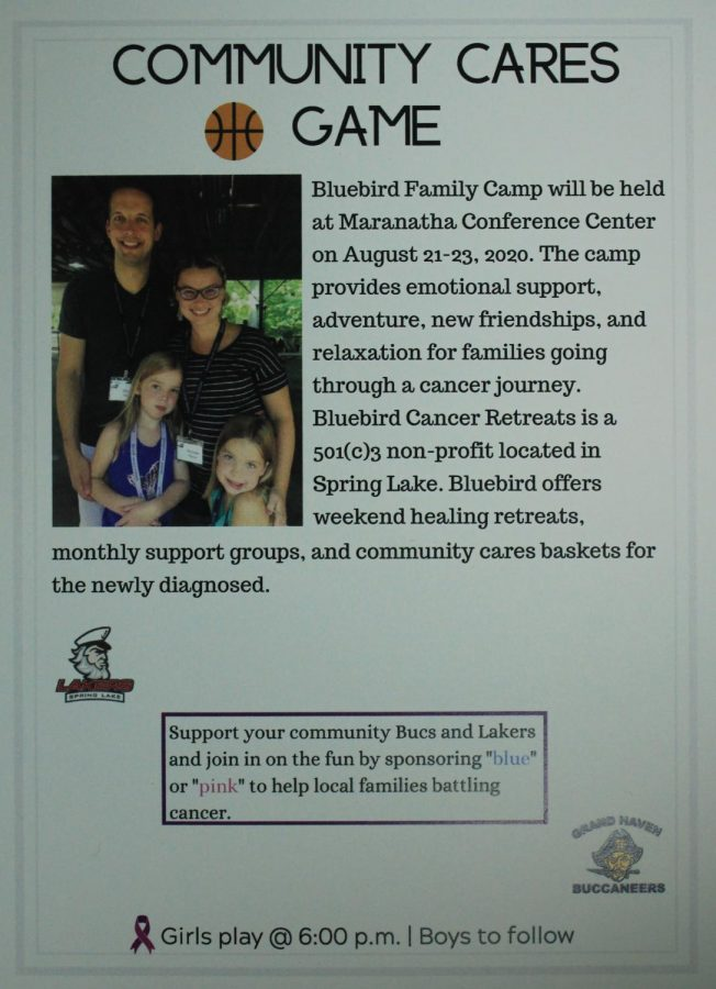 Bluebird Family Camp will be held at Maranatha Conference Center to help support families dealing with cancer.