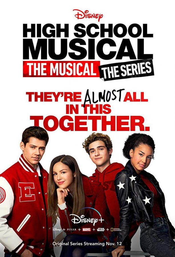 High School Musical the Musical the Series is the greatest spin off to childhood favorite High School Musical