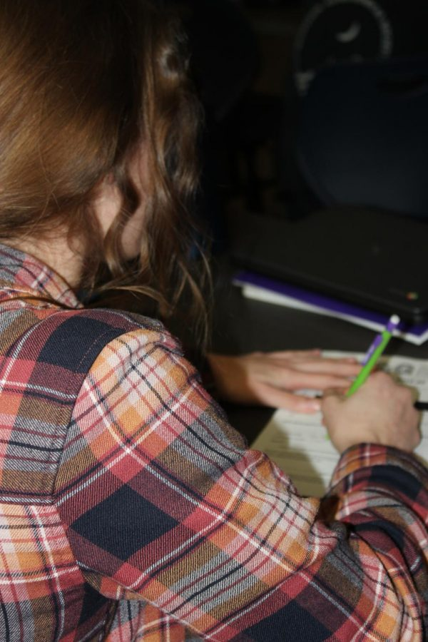 Exam waivers motivate seniors to finish strong