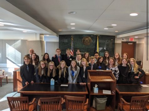 Mock Trial club successful in competition