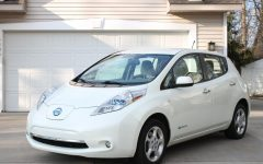 The Nissan Leaf is fully electric and is Eco friendly