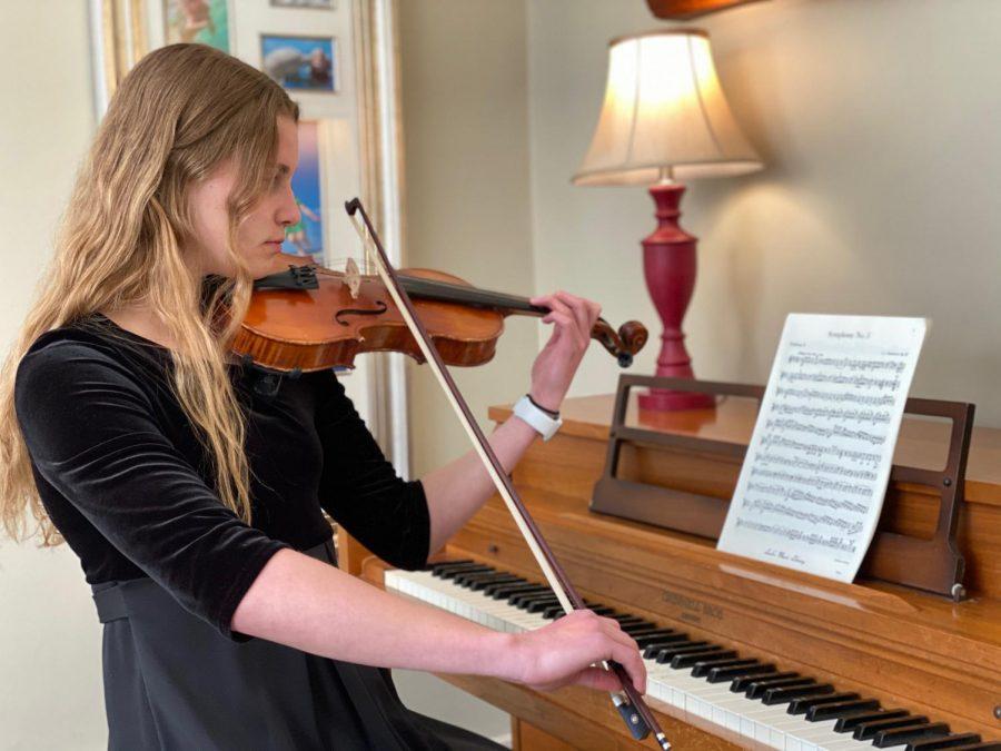 Kathryn+Violin