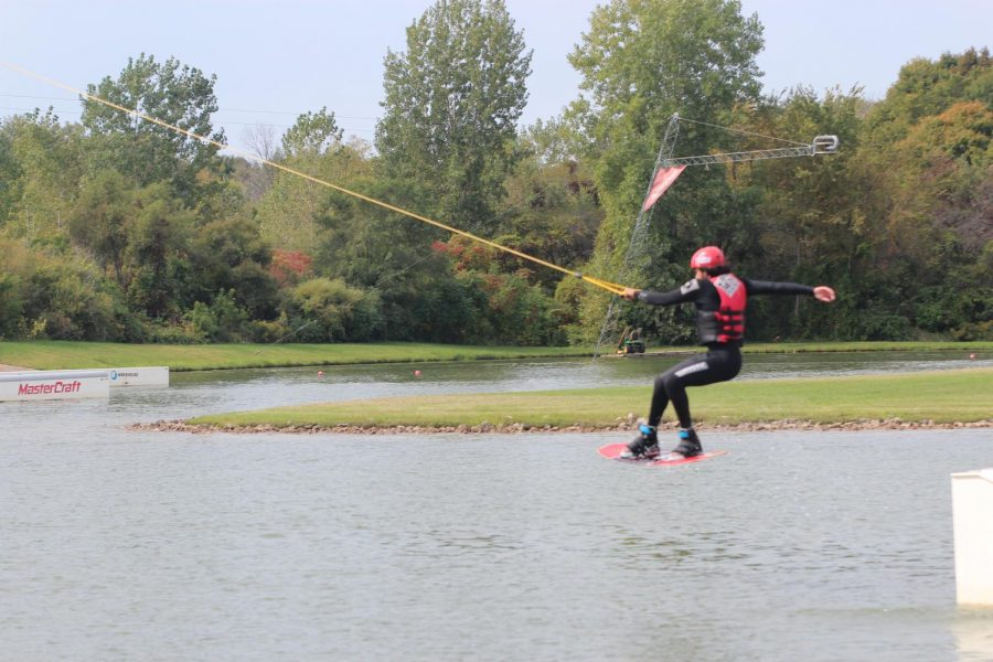 Outdoor Education takes on Action Wake Park