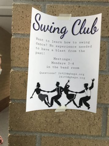 Swing Club starts a new year