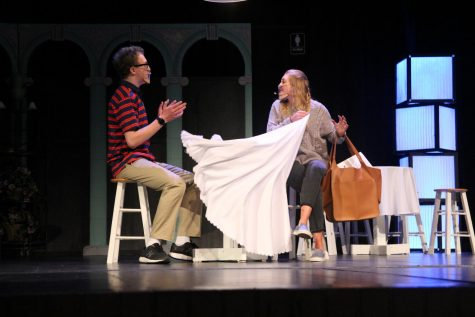 "Grand Haven High School presents ""Check, Please"""