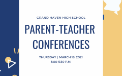 Parent-teacher conferences to be held Thursday, Mar. 18
