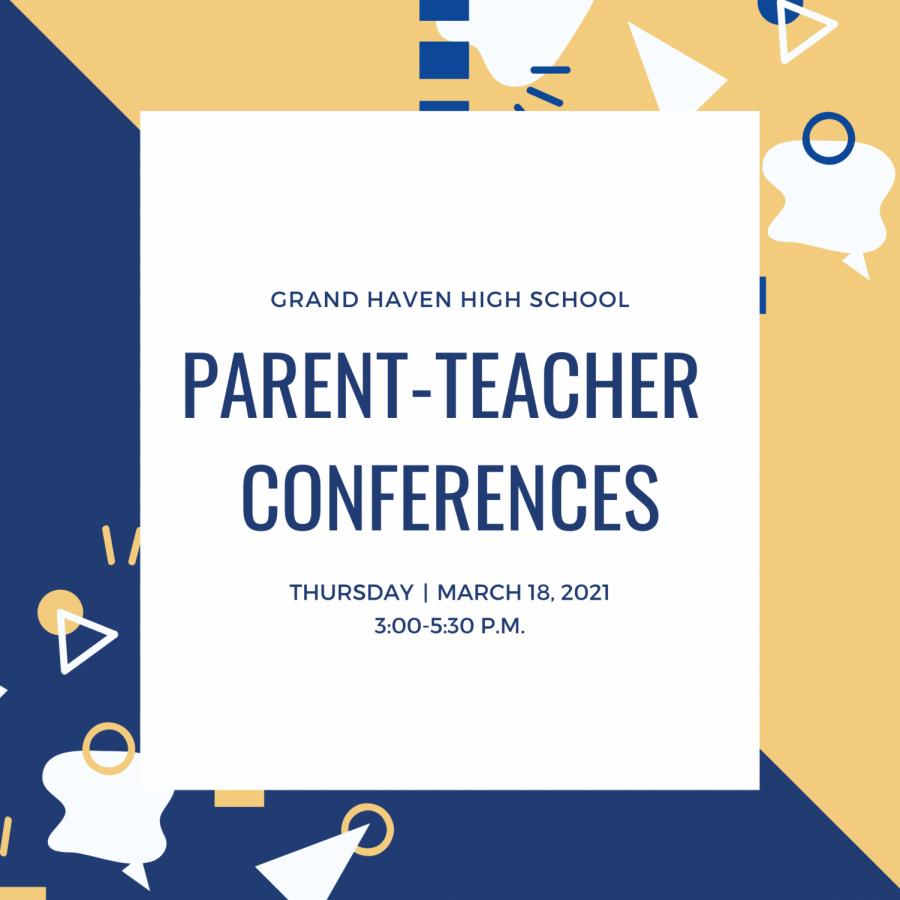Parent-teacher+conferences+to+be+held+Thursday%2C+Mar.+18