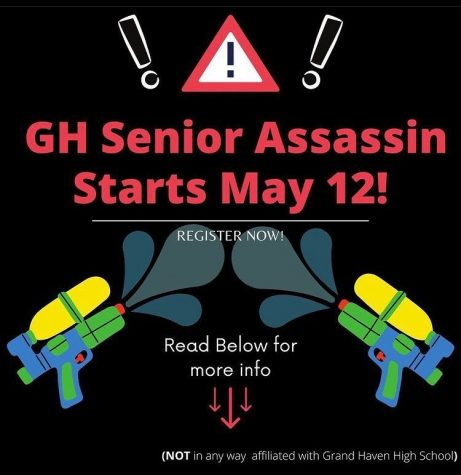 Class of 2021 has one last hoorah ending the school year with senior assassin
