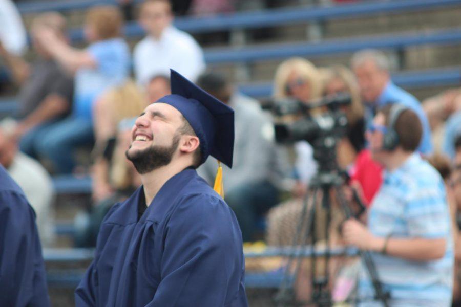 Central High School and CyberSchool Graduation 2021