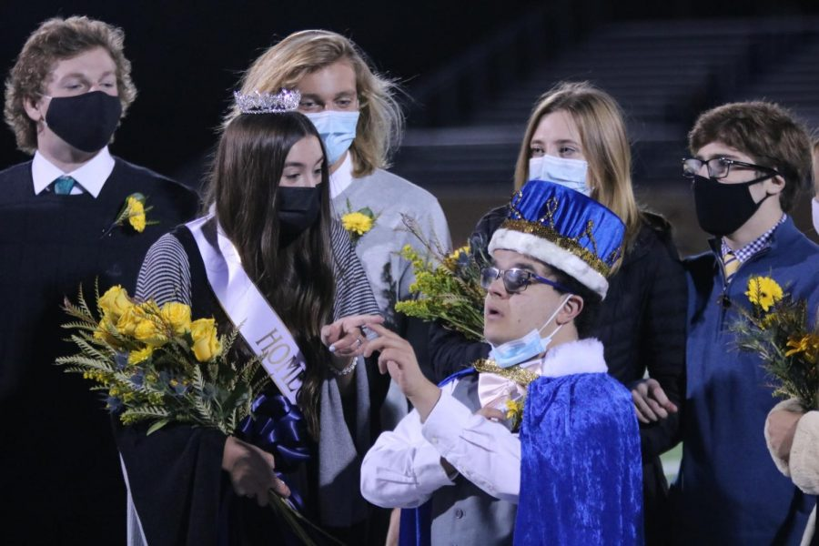 THE COURT: The senior homecoming court of 2020
