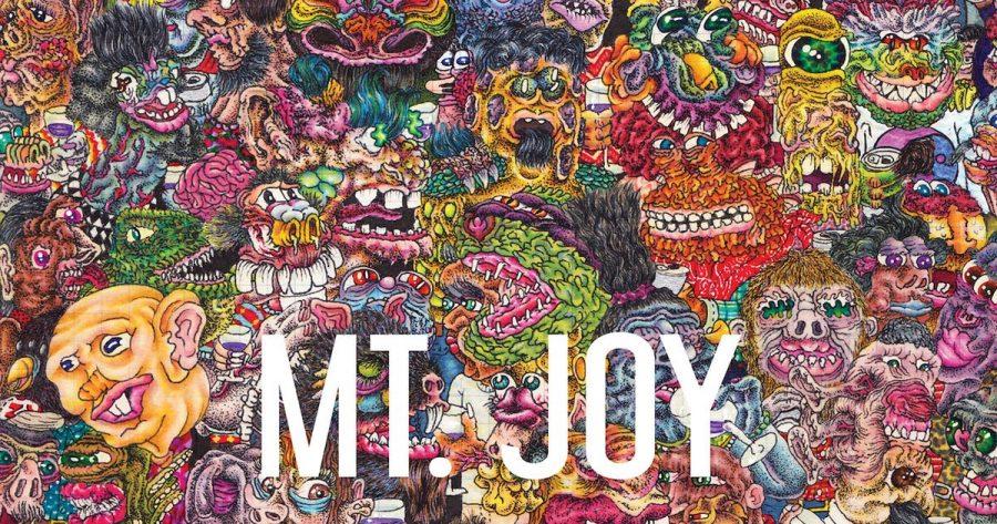 Mt. Joys self titled album (2018) / The Indies